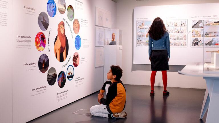 Een museum vol verhalen