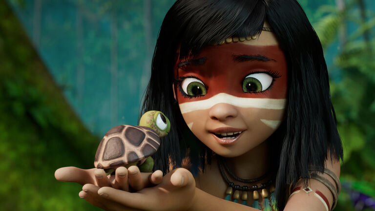 Geweest   AINBO: Heldin van de Amazone