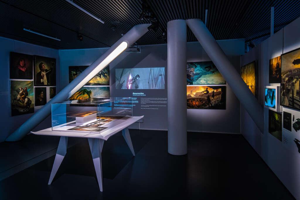 Storyworld Spotlight Hisko Hulsing Done Undone (c) Niels Meijer